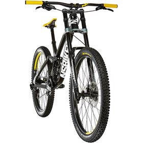 NS Bikes Fuzz 2 650B DH Intermediate black splash